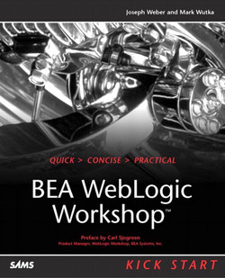 BEA WebLogic Workshop™ Kick Start