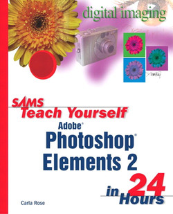 Sams Teach Yourself Adobe® Photoshop® Elements 2 in 24 Hours