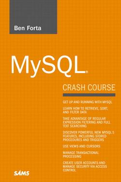 MySQL® Crash Course