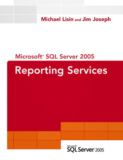Microsoft® SQL Server 2005 Reporting Services