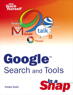 Google™ Search and Tools in a Snap