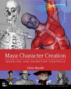 Maya® Character Creation: Modeling and Animation Controls