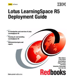 Lotus LearningSpace R5.01 Deployment Guide