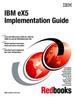 IBM eX5 Implementation Guide