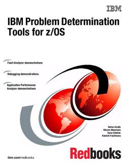 IBM Problem Determination Tools for z/OS
