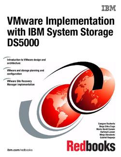 VMware Implementation with IBM System Storage DS5000