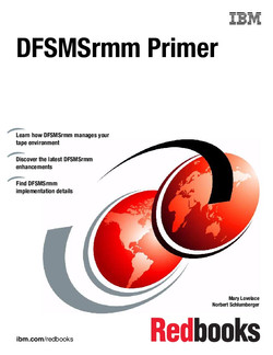 DFSMSrmm Primer