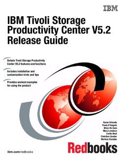 IBM Tivoli Storage Productivity Center V5.2 Release Guide