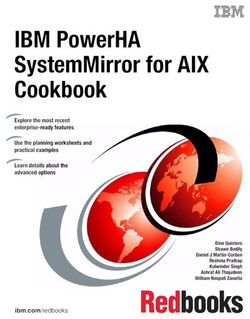 IBM PowerHA SystemMirror for AIX Cookbook