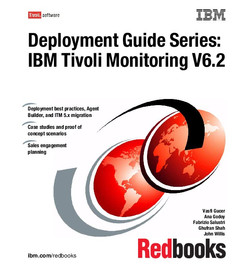 Deployment Guide Series: IBM Tivoli Monitoring V6.2