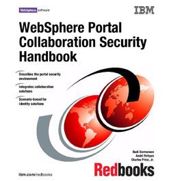 WebSphere Portal Collaboration Security Handbook
