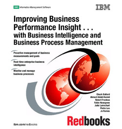 Improving Business Performance Insight . . . with Business Intelligence and Business Process Management