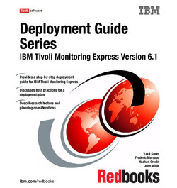 Deployment Guide Series: IBM Tivoli Monitoring Express Version 6.1