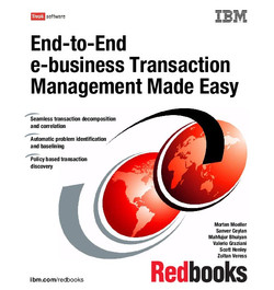 End-to-End e-business Transaction Management Made Easy