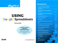 Using Google™ Spreadsheets