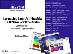 Leveraging SmartArt