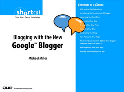 Blogging with the New Google™ Blogger