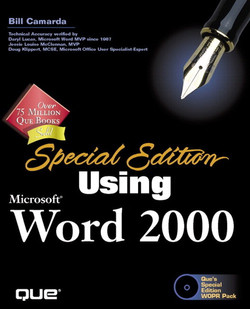 Special Edition Using Microsoft® Word 2000