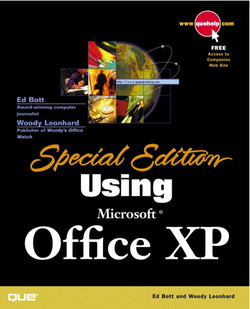 Special Edition Using Microsoft® Office XP