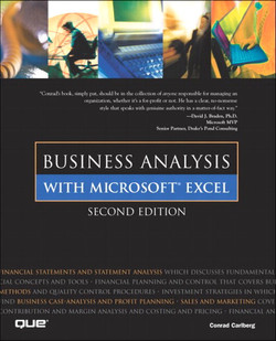 Business Analysis with Microsoft® Excel, Second Edition