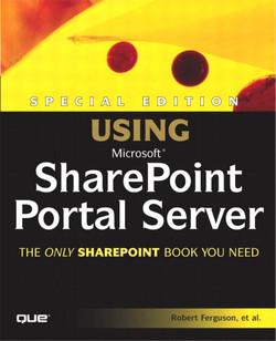 Special Edition Using Microsoft® SharePoint Portal Server