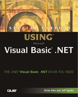 Special Edition Using Microsoft® Visual Basic® .NET