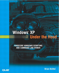 Windows® XP Under the Hood
