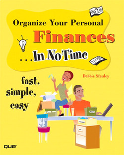 Organize Your Personal Finances ...In No Time