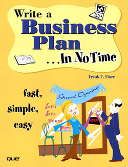 Write a Business Plan ...In No Time