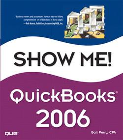 Show Me! QuickBooks® 2006