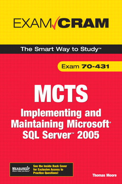 MCTS 70-431: Implementing and Maintaining Microsoft SQL Server 2005