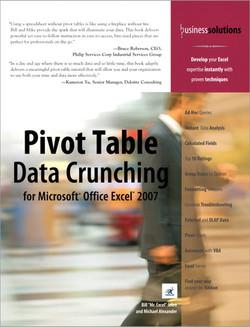 Pivot Table Data Crunching for Microsoft