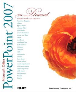 Microsoft Office PowerPoint 2007 On Demand