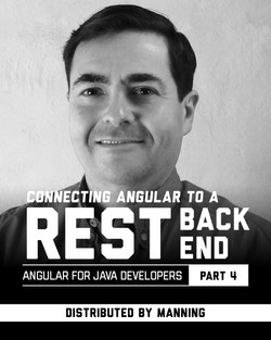 Connecting Angular to a REST Back End (Angular for Java Developers - Part 4)