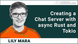 Creating a Chat Server with async Rust and Tokio