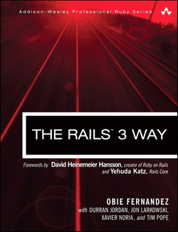 Safari Books Online Webcast: The Rails™ 3 Way