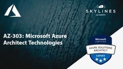 NEW! Microsoft AZ-303 Certification Course: Azure Architect Technologies