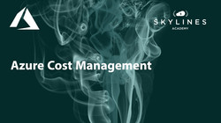 Cost Management in Azure