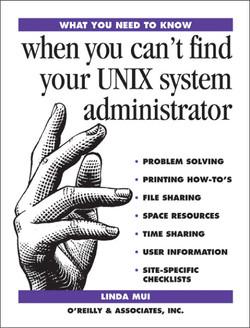 WYNTK: UNIX System Admininistrator
