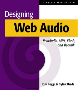 Designing Web Audio & CD-ROM