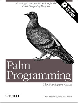 Palm Programming: The Developer's Guide