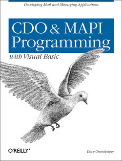 CDO & MAPI Programming with Visual Basic: