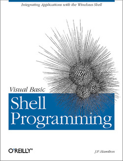 VB Shell Programming