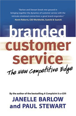 Branded Customer Service—The New Competitive Edge