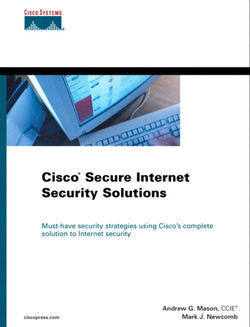 Cisco® Secure Internet Security Solutions