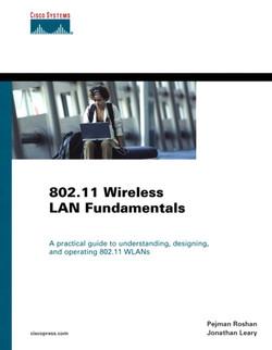 802.11 Wireless LAN Fundamentals