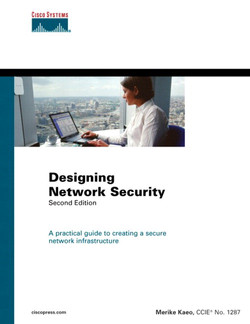 Designing Network Security Second Edition