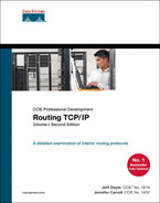 Cover of Routing TCP/IP, Volume 1, 2/e