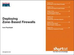 Deploying Zone-Based Firewalls