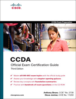 CCDA Official Exam Certification Guide, Third Edition